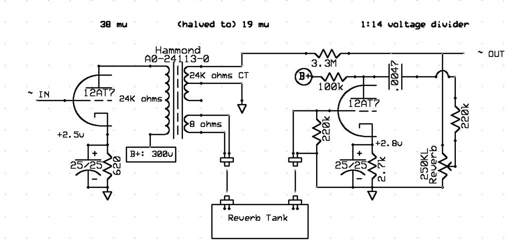reverb circuit v2